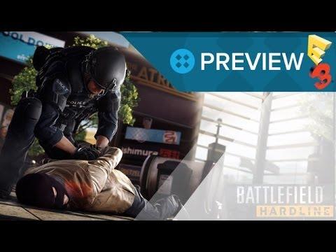 Battlefield Hardline : La preview de l'E3 2014
