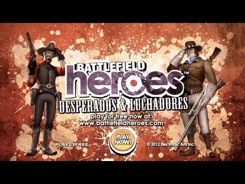 Новые сеты и оружия в  Bf Heroes!