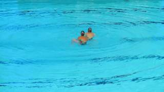 Вероника калинина синхронное плавание