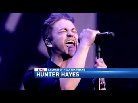 Hunter Hayes Interview KVII April 2017