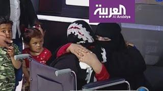 حكاية لم شمل أبكت مشاهدي برنامج سعودي.. فتاة سعودية تلتقي أسرتها السورية بعد انقطاع دام 9 أشهر بسبب الحرب |