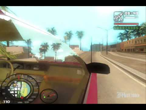 GTA SA Donk part 4