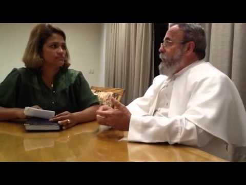 Entrevista exclusiva com o Pe. Antonio Maria para o portal