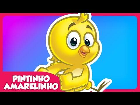 Pintinho Amarelinho - DVD Galinha Pintadinha