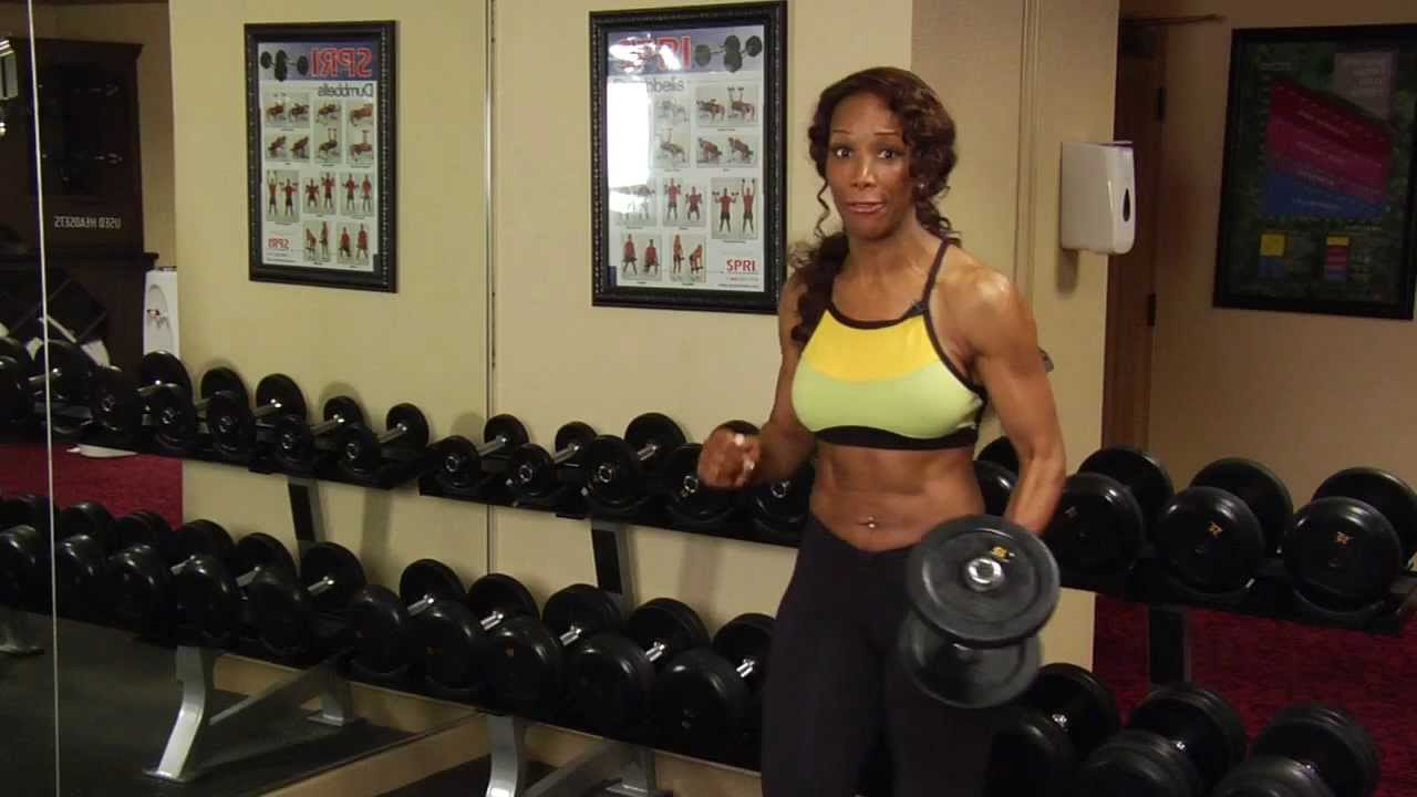 Wendy's Tips: Working Out at the Gym