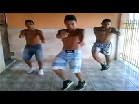 Coreografia do Lepo Lepo de jovens itabiranos vira febre nas redes sociais Itabira-MG