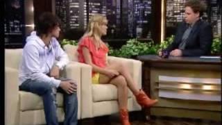 Pablo Martinez & Maria Eugenia Suarez Late Night With