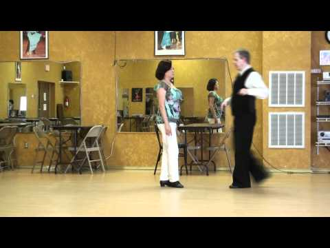 Viennese Waltz Lecture 17, Reverse to Natural Turns