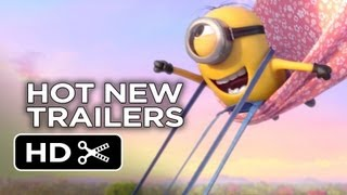 Best New Movie Trailers April 2013 HD