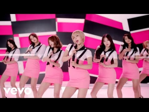 AOA - Oh BOY M/V (Dance Version), AOA title track 'Oh BOY' from their 1st Japanese Full Album 'Ace of Angels'