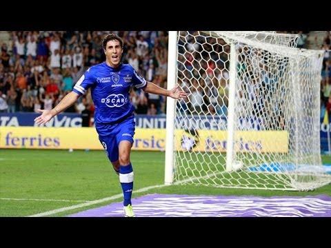 2013-2014 saison Gianni Bruno avec SC Bastia !