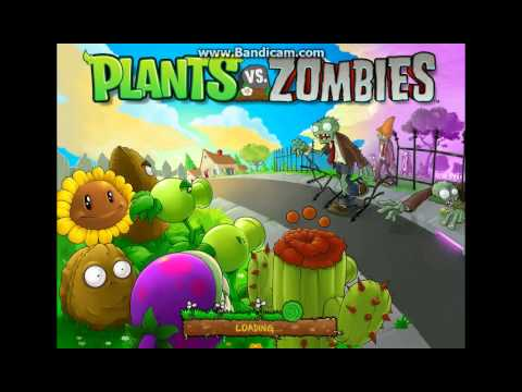 Plants Vs zombies tree  hight by hack man!