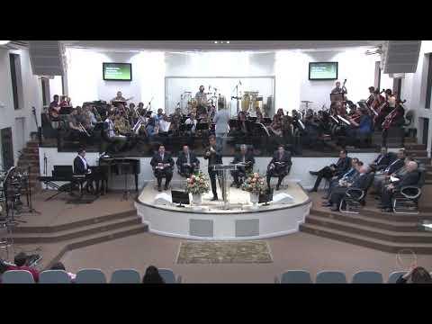 Orquestra Sinfônica Celebração - Harpa Cristã   Nº 291   A mensagem da cruz - 21 10 2018