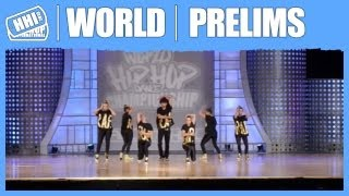 R.A.P. Crew - Bulgaria  (Adult) @ HHI's 2013 World Hip Hop Dance Championship