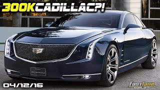 Fast & Furious 8 Villian, Luxury Cadillacs, Jeep Hellcat, Silverado Rally Edition - Fast Lane Daily
