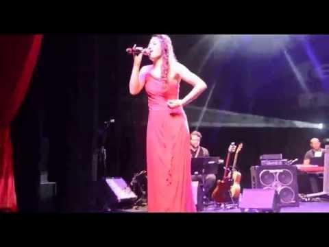 Festival Música Sesi 2014 Elaine Cristina - Como vai você