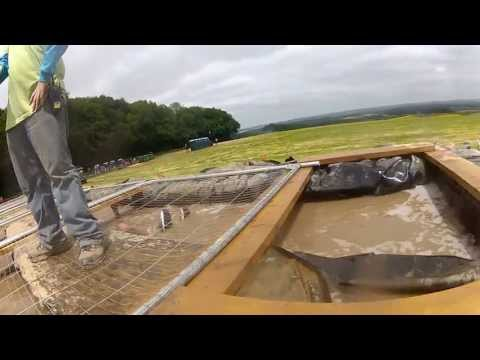 Cage Crawl Tough Mudder London South 2013 Go Pro Footage