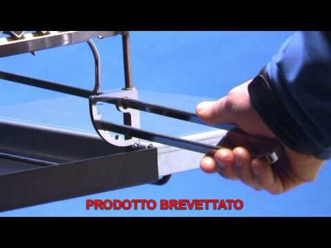 Griglia regolabile in altezza per barbecue youtube for Griglia per barbecue bricoman