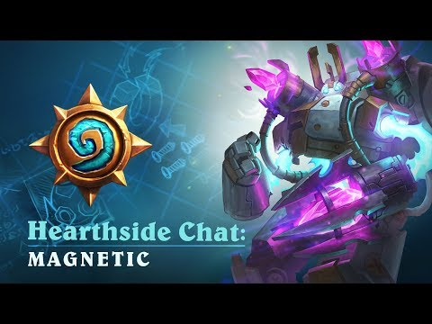 Hearthside Chat: Magnetic - The Boomsday Project
