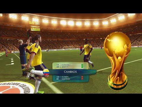 2014 Fifa Wold Cup - Colombia Vs Chile - Empieza el Camino Rumbo al Mundial