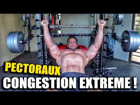 Julien Quaglierini:MON PROGRAMME PECTORAUX SUR LA TYTAX (Enorme congestion !)