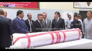 بالفيديو: المصالح الأمنية بالدارالبيضاء تسلم رسميا اللوحة الإيطالية المسروقة للسفير الإيطالي |