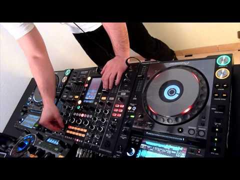 DJ Fabb - Pioneer DJ Contest (CDJ 2000 nexus + DJM 2000)