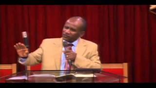 Pastor Tesfaye Gabiso Preaching - Egziabherin Memsel Part 3