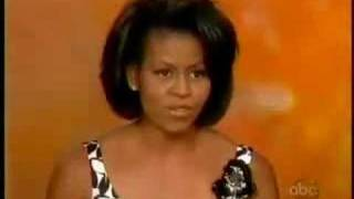 Michelle Obama on the View