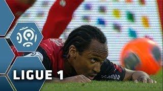 Goal Jérémy SORBON (25' csc) - EA Guingamp-Montpellier Hérault SC (1-2) - 05/04/14 - (EAG-MHSC)