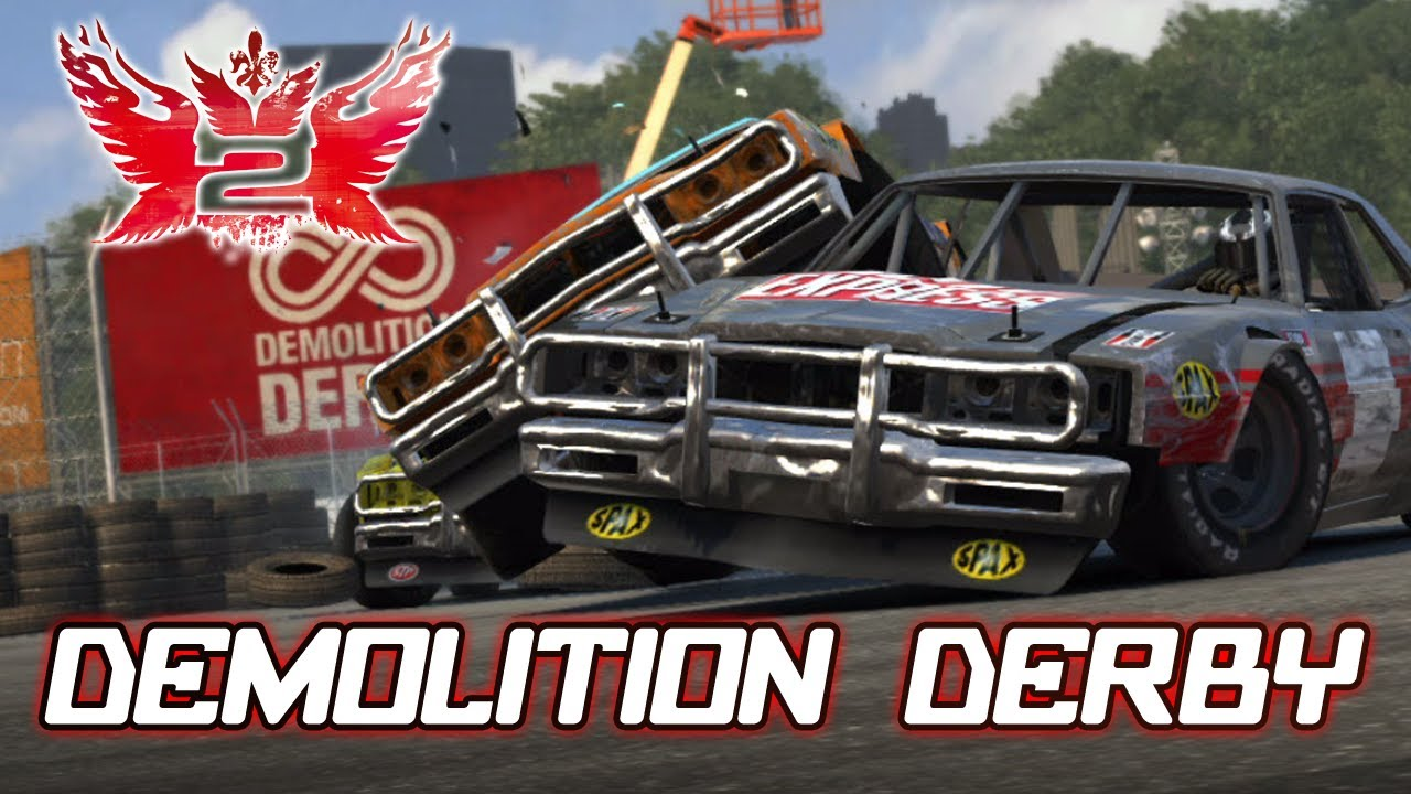 demolition derby game