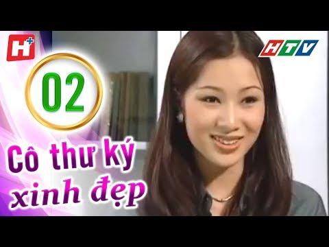 Cô Thư Ký Xinh Đẹp - Tập 02 | Phim Tình Cảm Việt Nam Hay Mới Nhất 2016