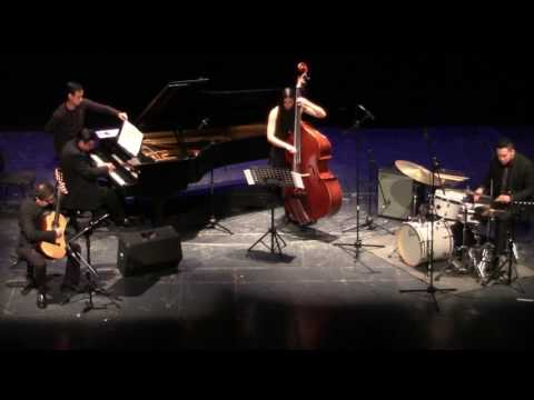 Bolling   Concerto for classic guitar and piano jazz trio 6