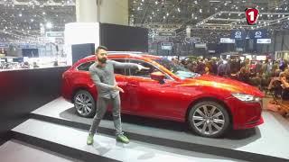 Женева 2018: Нова Mazda 6 і новий двигун. Первый Автомобильный канал.