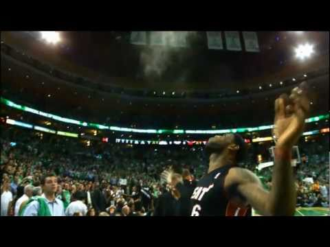 LEBRON JAMES Miami Heat 2010 - 2011 NBA Season/Playoff HIGHLIGHTS mix PART 1 (HD)