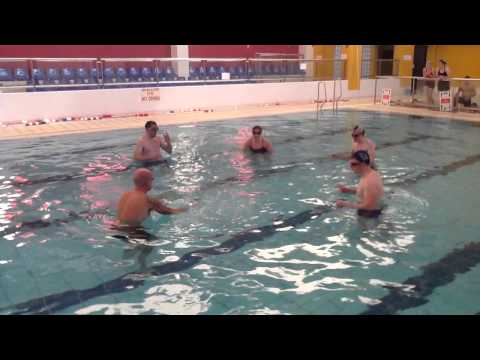 Synchronised Swimming Year 1 BA in Exercise and Health Studies (1)