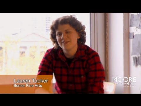 Student Interview // Lauren Tucker