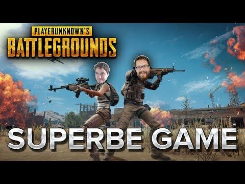 PUBG : Superbe game !