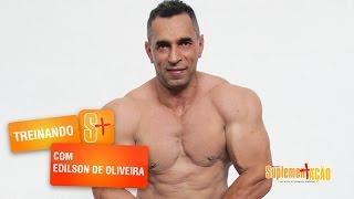 Treino de Costas com Edilson Oliveira