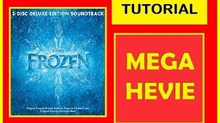 "Tutorial ""Let It Go"" (from Frozen) Keyboard/Piano"