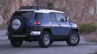 Toyota FJ Cruiser videos