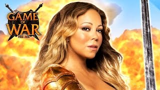 "Funny Game of War – ""HERO"" ft. Mariah Carey"