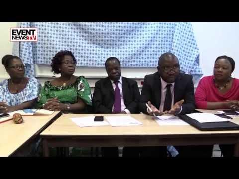 UDPCI-FRANCE : CEREMONIE DE VŒUX 2015 SUR FOND DE CRISE...
