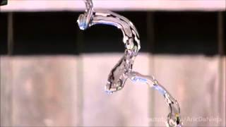 Impresionante experimento con agua