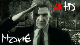 Metal Gear Solid 4 All Cutscenes/ The Movie [2k HD