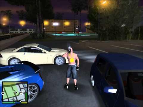 GTA Curtindo a Vida#3-Vem se Jogando