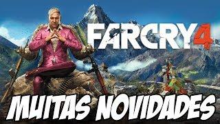 Far Cry 4 Tamanho Do Mapa, Jogar Sem Ter O Jogo E Muitas