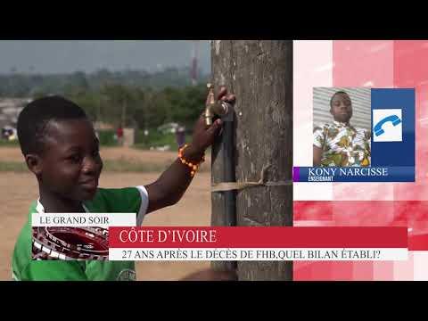 Que devient la Côte d'Ivoire 27 ans après le décès de  Félix Houphouët-Boigny ?