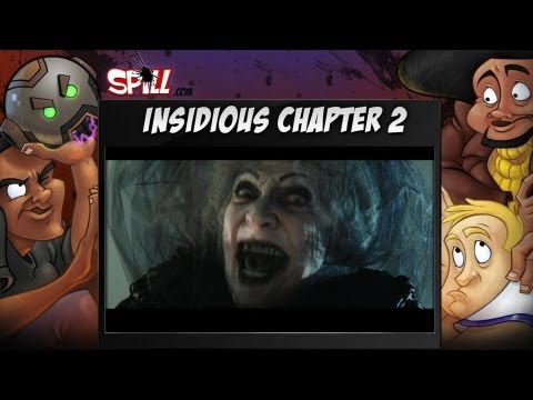 Movie Review: 'Insidious: Chapter 2' by Spill.com