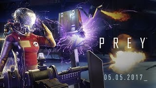 Prey - 'Weapons and Powers' Trailer